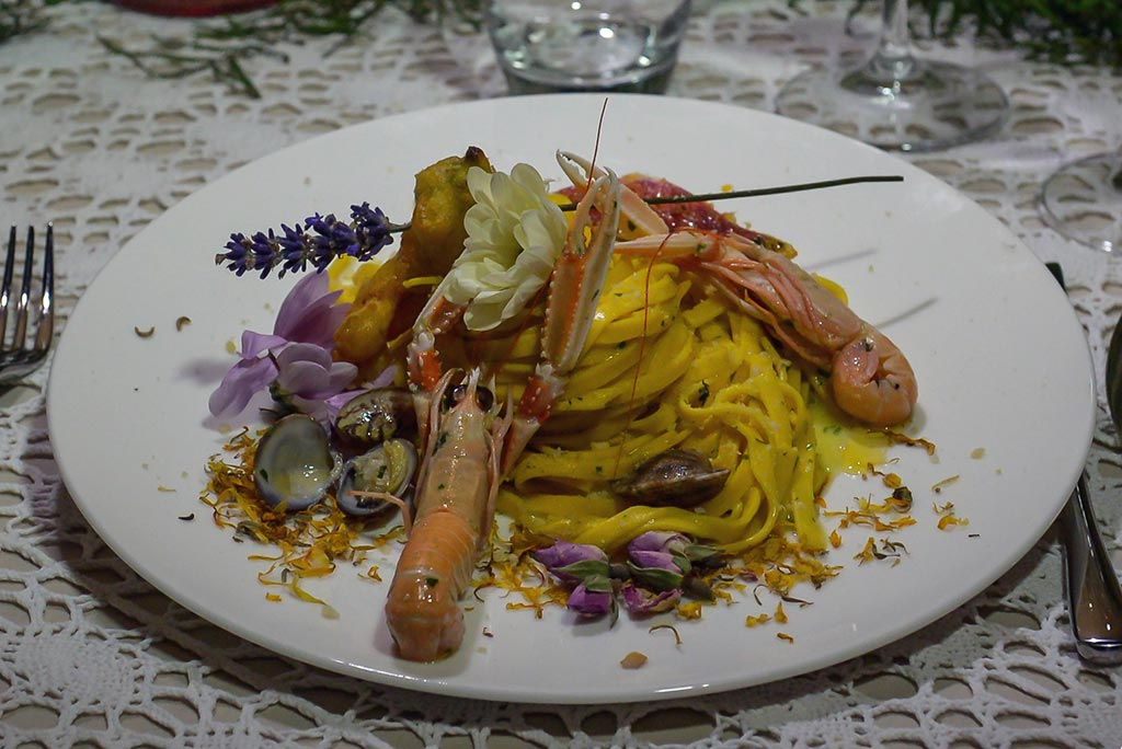 piatto dello chef